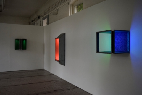 Keith Bowler: Installation View at Grölle:Pass Projects  2016