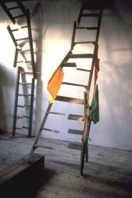 Two Ladder Figures: 1987