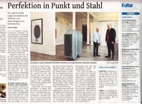 Westdeutsche Zeitung review
