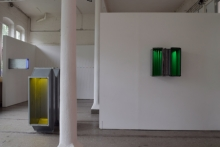 Installation View at Grölle:Pass Projects  2016