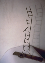 Small Ladder Figure: Keith Bowler 1987
